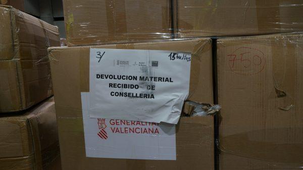 Ximo Puig afirma que la Generalitat dispone de material sanitario suficiente para los próximos 6 meses