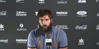 """Dubljevic: """"Conocemos las canastas, pero lo que nos hace jugar mejor es la afición"""""""