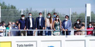 El Consorcio de residuos V5 COR pone en marcha un ecoparque en Albaida