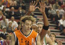 Fabricio Oberto recuerda sus tres temporadas en Valencia en 'ADN Taronja'