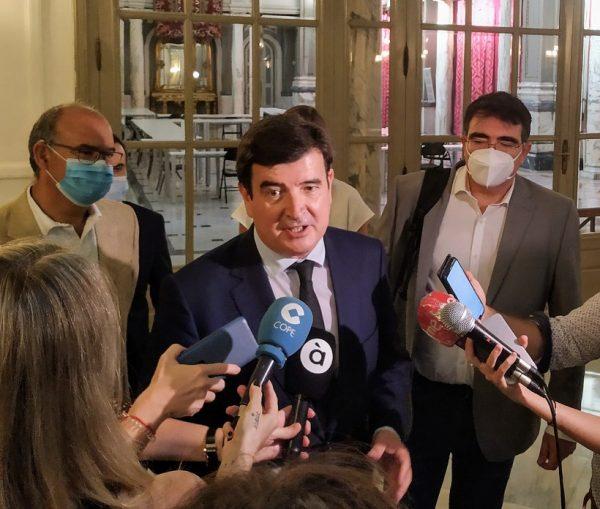 Ciudadanos Valencia apoyará los presupuestos municipales 2021 si cumplen con los acuerdos de al reconstrucción