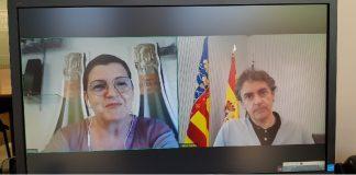 El secretario autonómico de Turisme ha participado en la segunda sesión del V Foro Enoturismo - Ruta del Vino Utiel-Requena que se celebra online