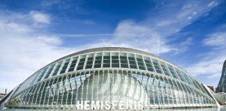 El Hemisfèric ofrece proyecciones sobre volcanes, viajes espaciales y dinosaurios este fin de semana