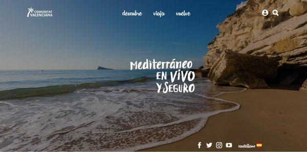 Turisme lanza su nuevo portal 'online' como pieza clave de su promoción como destino turístico