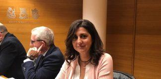 """Sandra Martín: """"Los 30 millones de euros del total de ayudas a la rehabilitación y reforma de viviendas contribuirán a reactivar el sector tras la pandemia"""""""