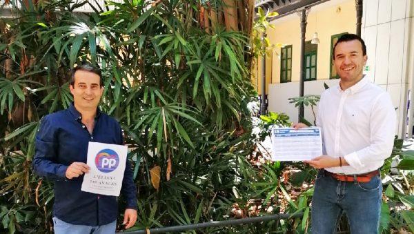 Sota Ibáñez respalda a Mompó con 110 avales de l'Eliana para presidir el PPVAL