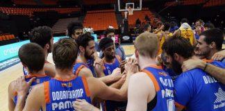 Valencia Basket afronta su séptima semifinal en nueve temporadas ante el Kirolbet Baskonia
