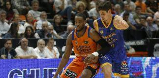 """Valencia Basket afronta una """"final"""" por un puesto en semifinales ante Herbalife Gran Canaria"""