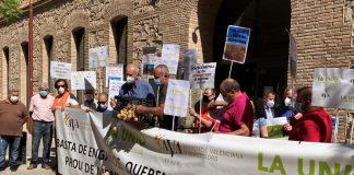 """AVA-ASAJA y LA UNIÓ denuncian el """"maltrato"""" a los agricultores valencianos"""