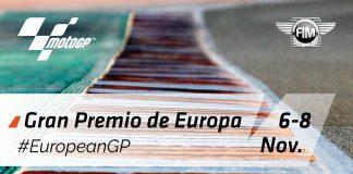 El Circuit Ricardo Tormo celebrará en noviembre el GP. de Europa y de la Comunitat Valenciana
