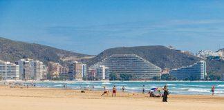 Cullera retirará las sombrillas solitarias en las Playas