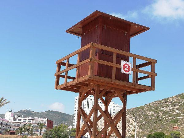 Cullera: Playas llenas, sin rastro de la policia y falta se socorristas
