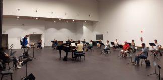 El Cor de la Generalitat Valenciana vuelve a los ensayos en el Palau de les Arts