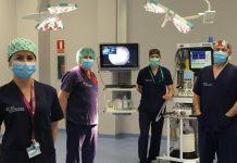 """El HCV CEU realiza la primera cirugía de caballos en """"streaming"""" con conexión a tiempo real con los alumnos"""