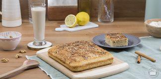 Las recetas de Mercadona : Bizcocho de Horchata