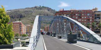 La Diputacio invierte 214.000€ en rehabilitar el Pont de Ferro de Cullera