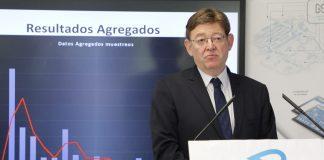 Puig asegura que el almacén sanitario tiene material para los próximos 6 meses