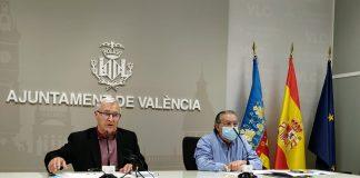 Ribó anuncia nuevas modificaciones presupuestarias por valor de 36,2 millones de euros