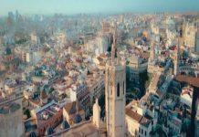 Valencia recupera en julio el 80% de rutas aéreas