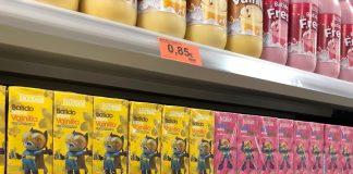 Mercadona reduce un 30% el azucar de sus batidos y vende más de 80.000 unidades al día