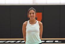 """Cristina Ouviña: """"Tenemos que crecer poco a poco y hacer un equipo total"""""""