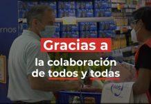 Cruz Roja distribuye 63.190 kilos de alimentos para familias en dificultad social en la provincia de Valencia