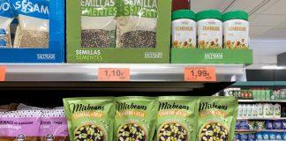 El nuevo snack saludable de Edamame y soja de Mercadona vende 6.000 unidades al día
