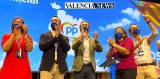 Vicente Mompó es elegido presidente provincial del PP de Valencia
