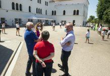 La Diputacio inicia su Escola d'Estiu entre medidas de prevención contra el coronavirus