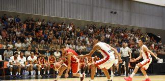 L'Alqueria del Basket, sede de las diez selecciones españolas en sus categorías inferiores