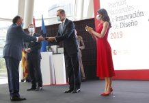 Ignacio Galán recibe el Premio Nacional de Innovación y Diseño 2019 a la Trayectoria Innovadora de manos de SS.MM. los Reyes