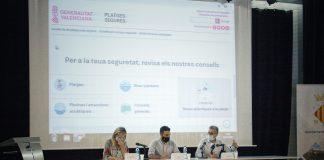 La Generalitat pone en marcha la campaña y la web 'Plages Segures'