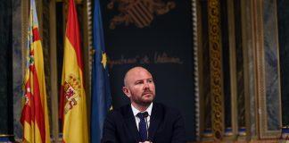 Toni Gaspar plantea a la Generalitat poner más recursos a disposición de los ayuntamientos