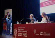 Carlos Mazón resalta el éxito del modelo de gestión público-privado del Hospital de Torrevieja