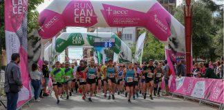 El circuito RunCáncer celebra del 25 al 31 de julio la tercera prueba de su reto