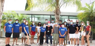 El Hospital Universitario de Torrevieja forma en RCP y primeros auxilios a monitores de la Escuela de verano inclusiva