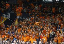 Valencia Basket devolverá a sus abonados el 33% de la Temporada 2019-20