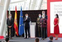 Ximo Puig ha asistido al acto de entrega de los Premios Nacionales de Innovación y Diseño 2019