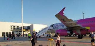 El aeropuerto de Castellón reanuda los vuelos regulares con estrictas medidas de protección frente a la COVID-19