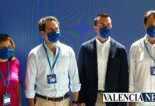 """Juan Carlos Galindo """"Vicente Mompó, cierra en falso el congreso provincial del PP de la província de Valencia"""""""