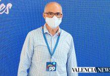 """Fernando de Rosa """"El Partido Popular de la Comunidad Valenciana está preparándose y trabajando para poner al día el partido"""""""