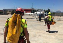 Emergencias de la Generalitat coordina 74 rescates con helicóptero el primer semestre de 2020