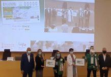 Los tres hospitales de referencia valencianos serán protagonistas en cupones de la ONCE