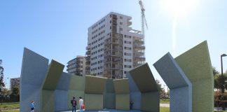 Valencia construirá una pérgola futurista en el parque de Malilla con un diseño que causa airadas críticas