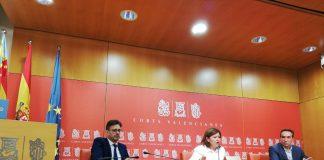 El PP presenta a Puig 20 medidas sobre las que trabajar en la reconstrucción