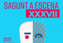 Nueva imagen para la edición 2020 del festival Sagunt a Escena