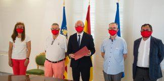 Diputacio invierte más de 330.000€ en proyectos de inclusión en La Serranía, La Vall d'Albaida y Ademuz a través de Cruz Roja