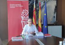El aeropuerto de Castellón autoriza el contrato para el centro de mantenimiento de aviones y la creación de una nueva zona de estacionamiento de aeronaves