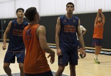 El equipo EBA del Valencia Basket arranca la pretemporada