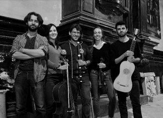 El Festival Internacional de Música Antigua y Barroca presenta a los aragoneses La Guirlande